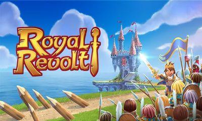 Royal Revolt! Screenshot