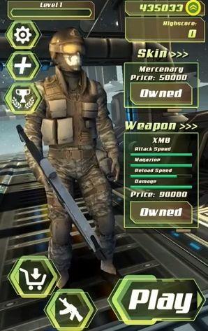 Action Death colony: Apocalypse für das Smartphone