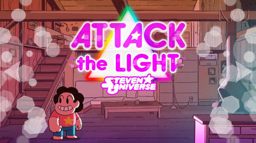 logo Attack the light: Steven universe