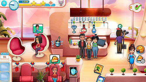 Amber's airline: High hopes para Android