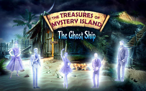 The treasures of mystery island 3: The ghost ship screenshot 1