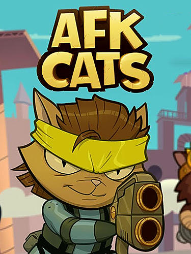 AFK Cats: Idle arena with cat heroes Screenshot