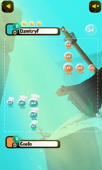 Arcade Octopus battle für das Smartphone