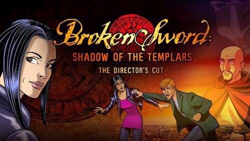 logo Gebrochenes Schwert: Schatten des Templers. Direcotr's Cut