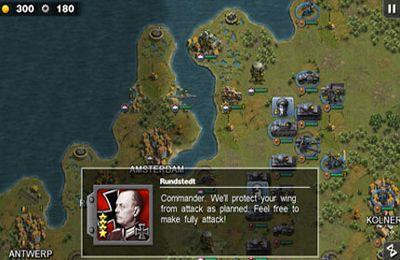 Multiplayerspiele: Lade Triumpf der Generäle auf dein Handy herunter