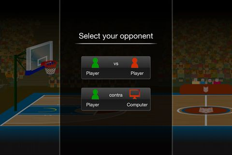 Multiplayer games: download Basketmania: All stars to your phone