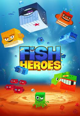 логотип Рыбные Герои