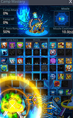 RPG Catch idle: Dimension warp story für das Smartphone