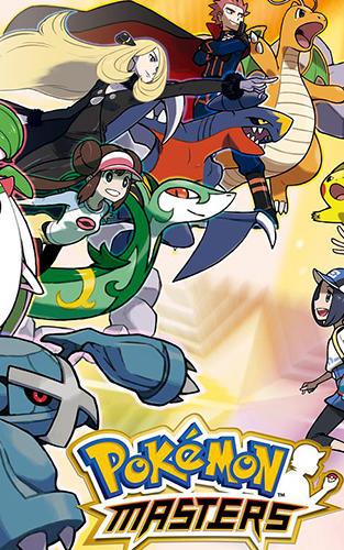 Pokemon masters скриншот 1