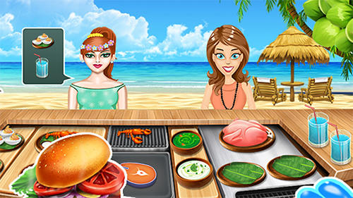 Beach restaurant master chef para Android