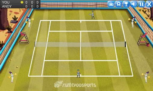 Prince of tennis: Saga para Android