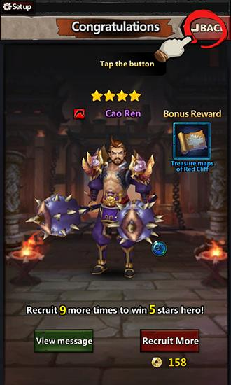 Haunted empire: Ghosts of the Three kingdoms für Android