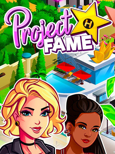 Project fame: Idle Hollywood game for glam girls Screenshot