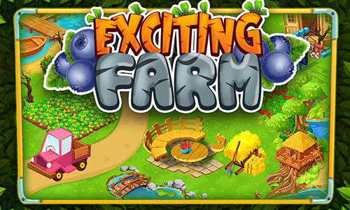 Exciting farm іконка