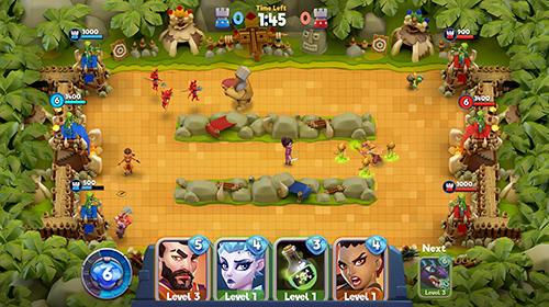 Castle siege Screenshot