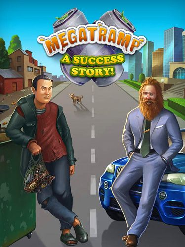 Megatramp: A success story for iPhone