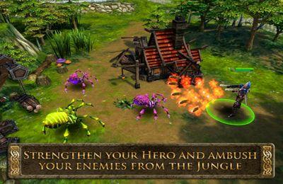 Helden von Ordnung und Chaos - Mehrspieler Onlinegame für iPhone