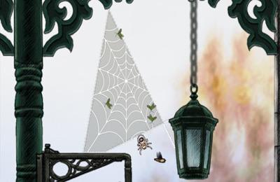 Juegos de arcade: descarga Araña el secreto de Bryce Manor a tu teléfono