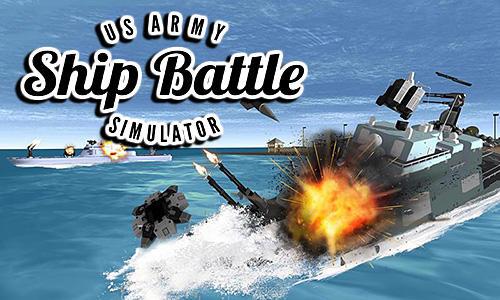 US army ship battle simulator captura de pantalla 1