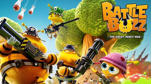 Battle buzz: The great honey war скриншот 1