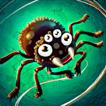 Spider run Symbol