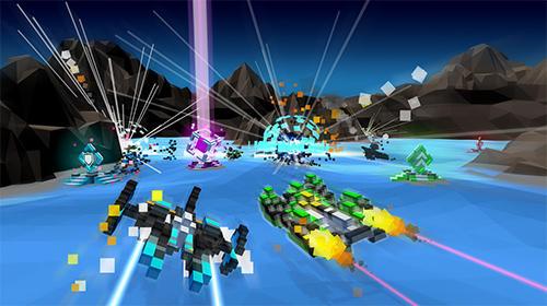 Hovercraft: Battle arena для Android