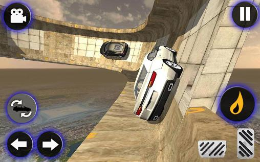 Extreme city GT: Racing stunts für Android