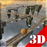 Balance 3D icono