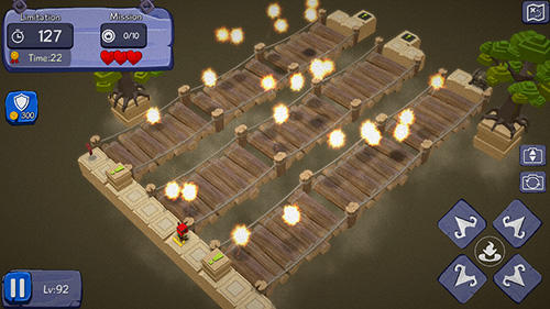 Indiboy: Treasure hunter pour Android