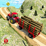 Drive tractor offroad cargo: Farming games ícone