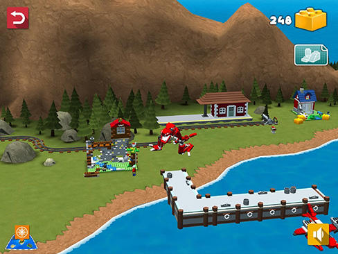 LEGO Creator islands Screenshot