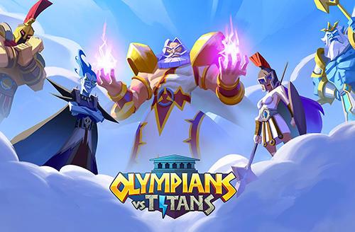 Olympians vs titans icon