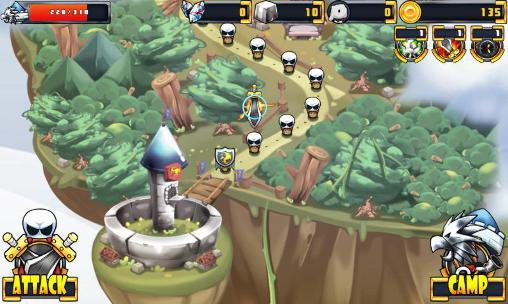 Cartoon defense 5: An unexpected adventure Screenshot