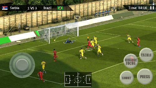 Android用 リアル・サッカー・リーグ・シミュレーション・ゲーム