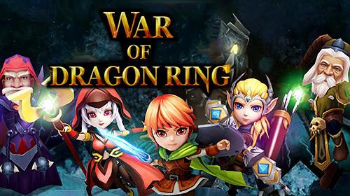 War of dragon ring captura de pantalla 1