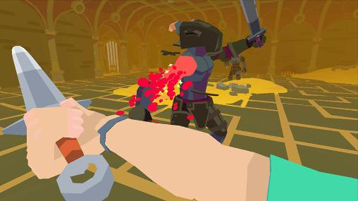 Dad by the sword Screenshot