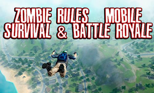 Zombie rules: Mobile survival and battle royale screenshot 1