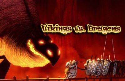 logo Vikings vs. Dragons