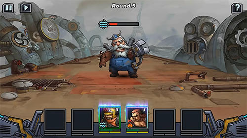 Clone evolution: War of the mutants Screenshot