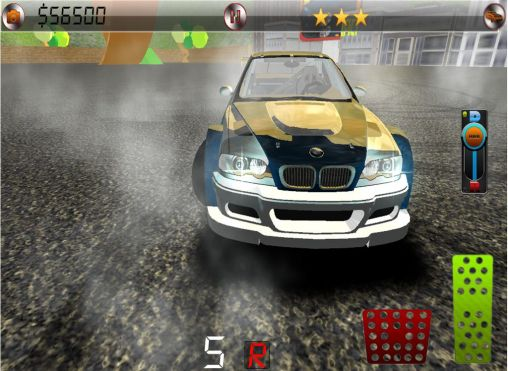 Drift park 3D screenshot 2