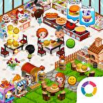 Cafeland: World kitchen Symbol