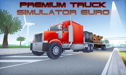 Premium truck simulator euro icon