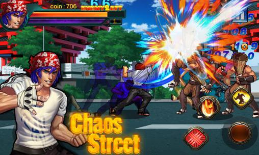 Chaos street: Avenger fighting screenshot 2