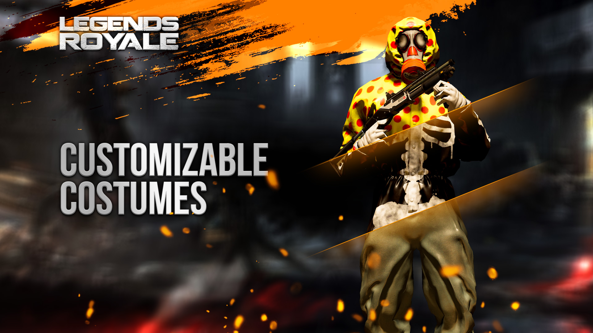 Legends Royale screenshot 1