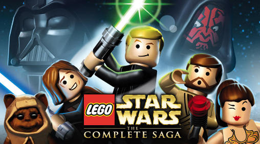 LEGO Star wars: The complete saga captura de pantalla 1