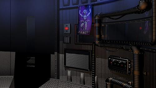 Adventure: download Five nights at Freddy's: Sister location to your phone