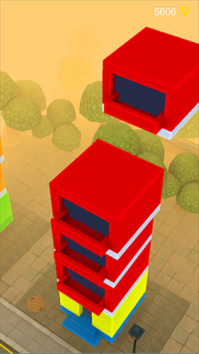 Royal tower: Clash of stack für Android