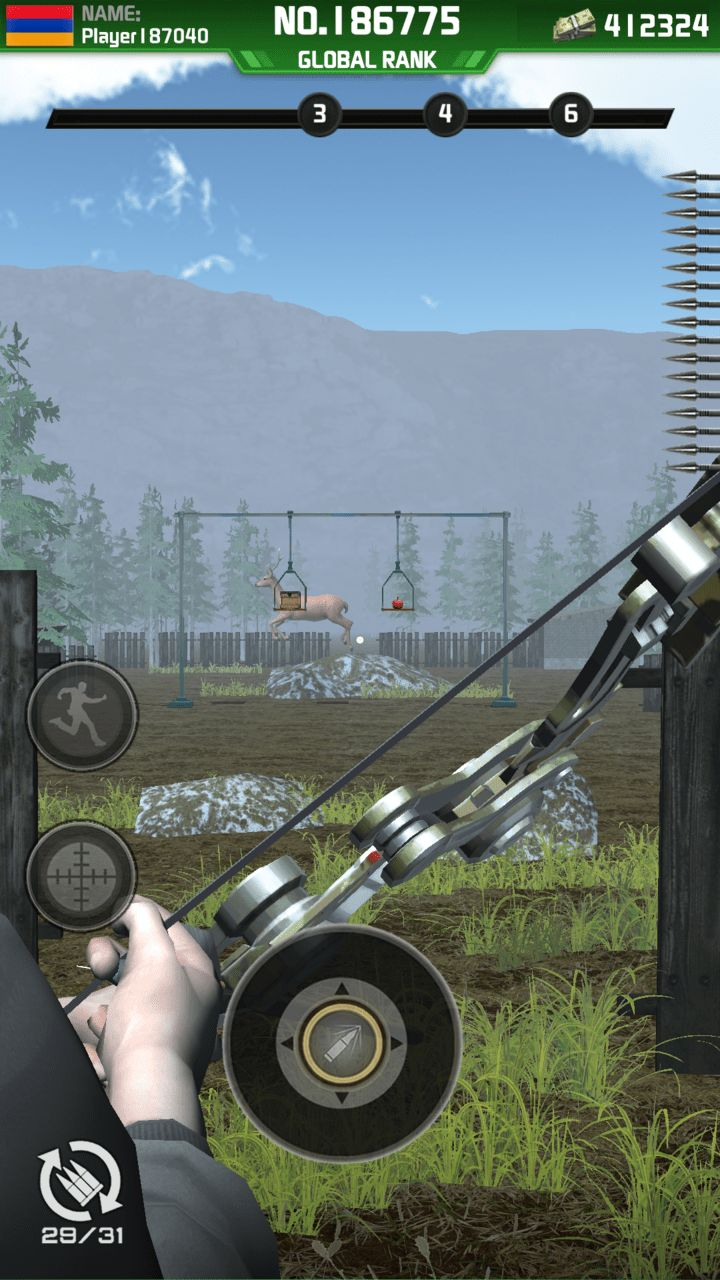 Archery Shooting Battle 3D Match Arrow ground shot for Android