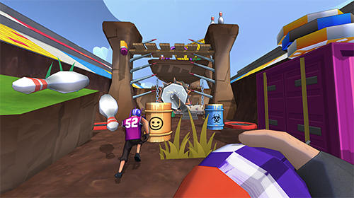 Arcade-Spiele Foot Rock 2 für das Smartphone