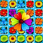 Blossom jam: Flower shop Symbol